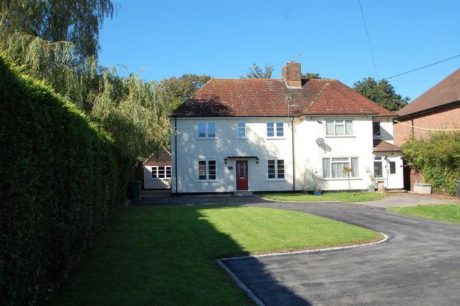 Thumbnail Semi-detached house for sale in Farnham Road, Liss