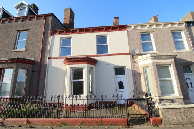 External of Solway Street, Silloth, Wigton CA7