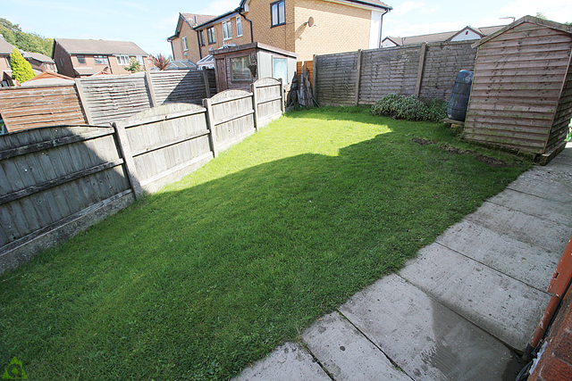 Side Of Property of Collingwood Way, Westhoughton, Bolton BL5