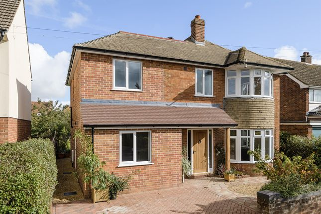 Thumbnail Detached house for sale in Irving Road, Norwich