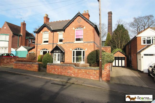 Thumbnail Detached house for sale in Belvidere Road, Walsall