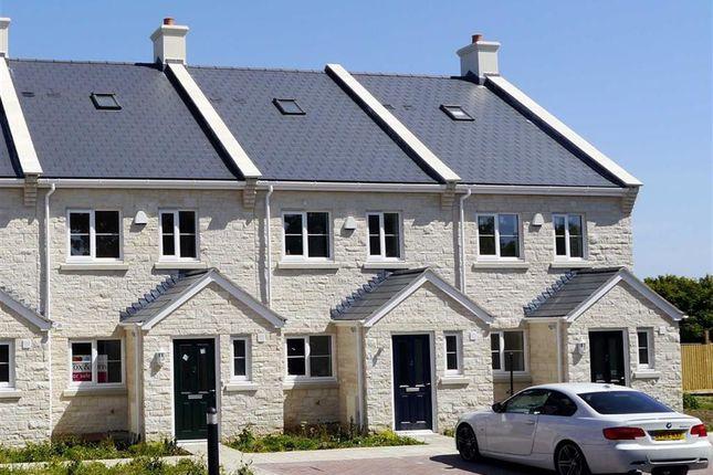 Thumbnail Town house to rent in Thumb Lane, Portland, Dorset