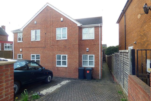 Thumbnail Flat to rent in Rosegarth Avenue, Aston, Sheffield