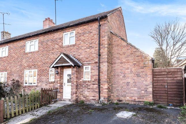 Thumbnail Semi-detached house for sale in Presteigne, Powys