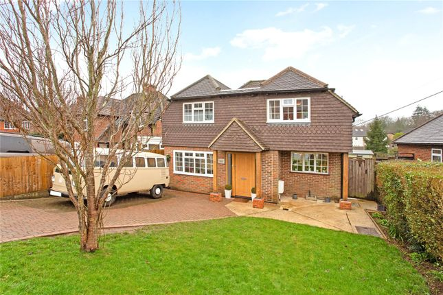 Thumbnail Detached house for sale in Lower Manor Road, Milford, Godalming, Surrey