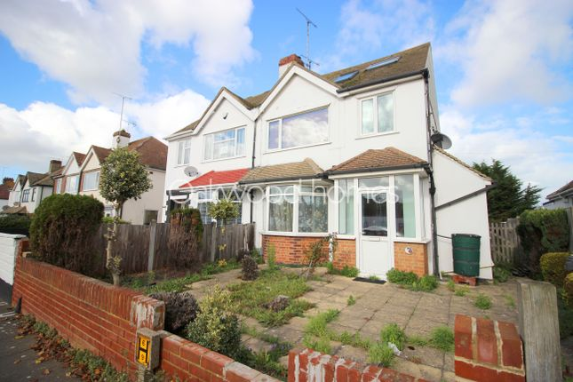 Thumbnail Semi-detached house for sale in Northdown Road, Cliftonville, Margate