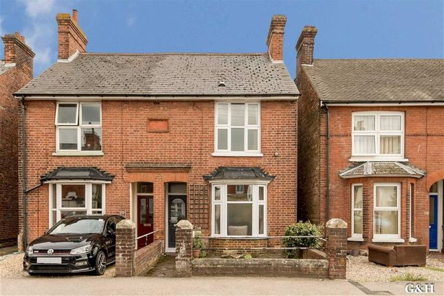 Thumbnail Semi-detached house for sale in Hunter Road, Ashford, Kent
