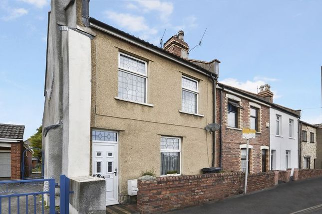 Thumbnail 2 bed terraced house for sale in Bishopsworth Road, Bedminster Down, Bristol