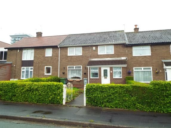 Thumbnail Terraced house for sale in Tabley Road, Handforth, Wilmslow, Cheshire