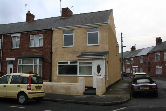 Thumbnail Property to rent in Edward Terrace, Newfield, County Durham