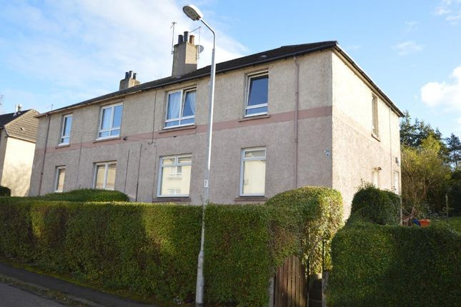 Thumbnail Flat for sale in Springfield Square, Bishopbriggs, Glasgow