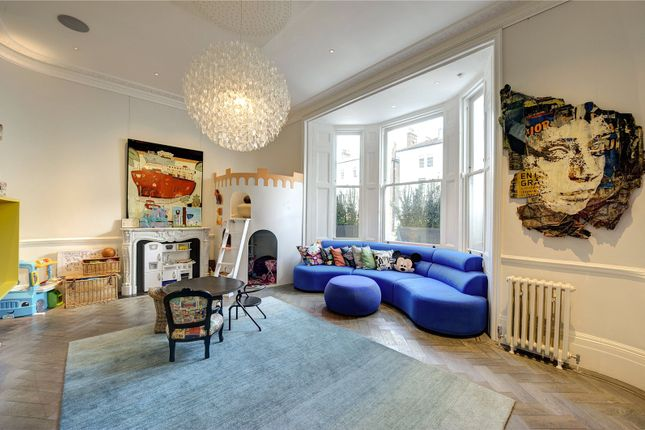 Drawing Room of The Little Boltons, London SW10