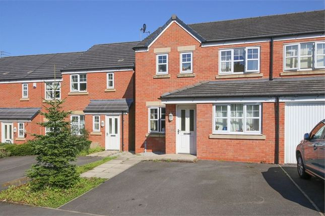 Thumbnail Semi-detached house for sale in Spinners Close, Coppull, Chorley