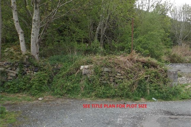 Land for sale in Afan Terrace, Cwmavon, Port Talbot, West Glamorgan