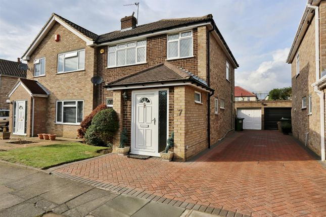 Thumbnail Semi-detached house for sale in Askern Close, Bexleyheath