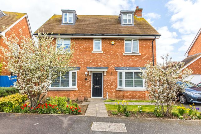 Thumbnail Detached house for sale in Utah Rise, Wainscott, Kent