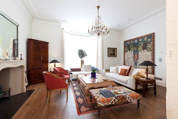 Thumbnail Property to rent in Upper Addison Gardens, London