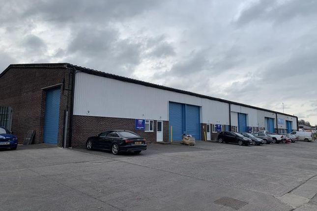 Thumbnail Light industrial to let in Unit 8-9, Lynx Trading Estate, Unit 8/9, Bartlett Park, Yeovil