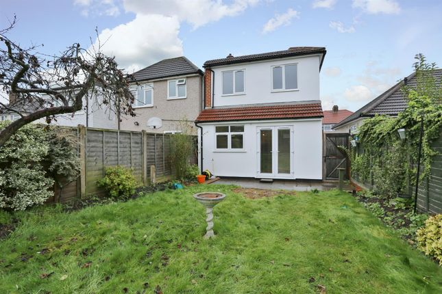 Thumbnail Semi-detached house for sale in St. Audrey Avenue, Bexleyheath