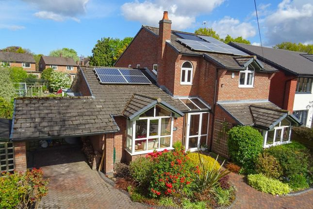 4 bed detached house for sale in Moseley Road, Cheadle Hulme, Cheadle SK8
