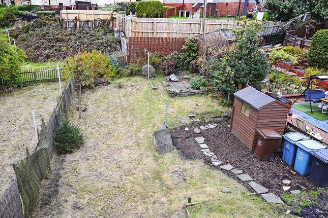 Rear Garden of Hillview Avenue, Kilsyth, Glasgow G65