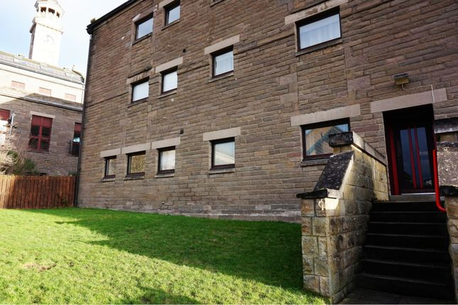 Rear View of Caledonian Court, Eastwell Road, Lochee, Dundee DD2