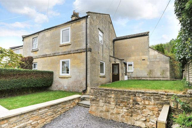 Thumbnail Semi-detached house for sale in Croft Cottages, Lower Kingsdown Road, Kingsdown, Corsham