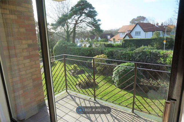 Thumbnail Flat to rent in Windsor Road, Poole