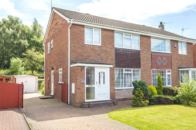Thumbnail Semi-detached house to rent in Sandy Rise, Selby, North Yorkshire