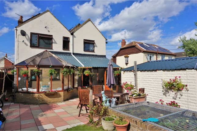 Thumbnail Detached house for sale in Minster Road, Sheerness