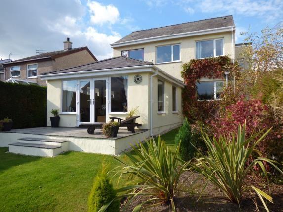 Thumbnail Detached house for sale in Penrhosgarnedd, Bangor, Gwynedd