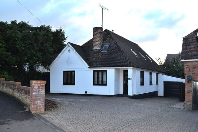 Thumbnail Bungalow for sale in Manor Road, Old Harlow, Harlow