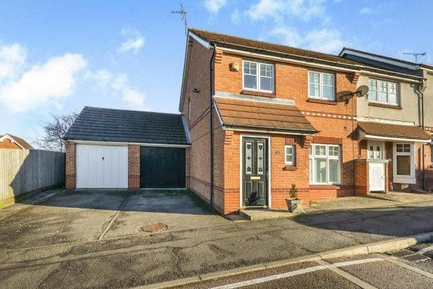 3 bed semi-detached house to rent in Fisher Close, Sutton-In-Ashfield NG17