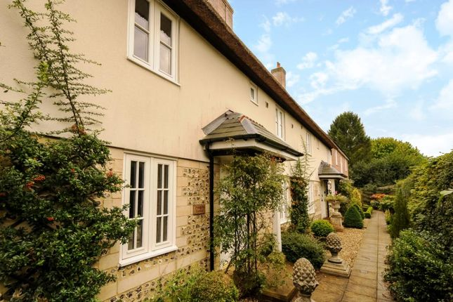 Thumbnail End terrace house for sale in Wills Lane, Cerne Abbas, Dorchester