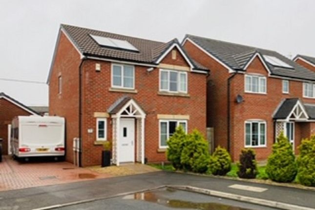 Thumbnail Detached house for sale in Clos Cae Ffynnon, North Cornelly, Bridgend .