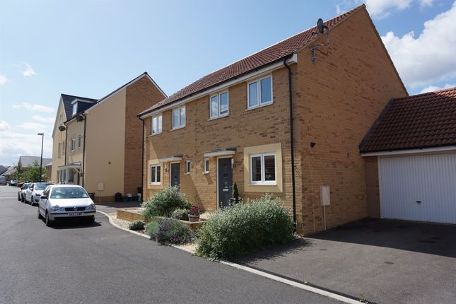 Semi-detached house for sale in Laurel Drive, Emersons Green, Bristol