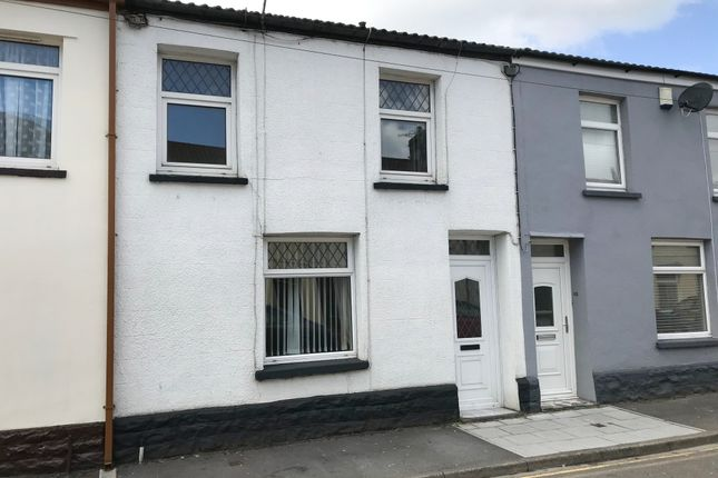 Thumbnail Terraced house for sale in Yew Street, Troedyrhiw, Merthyr Tydfil