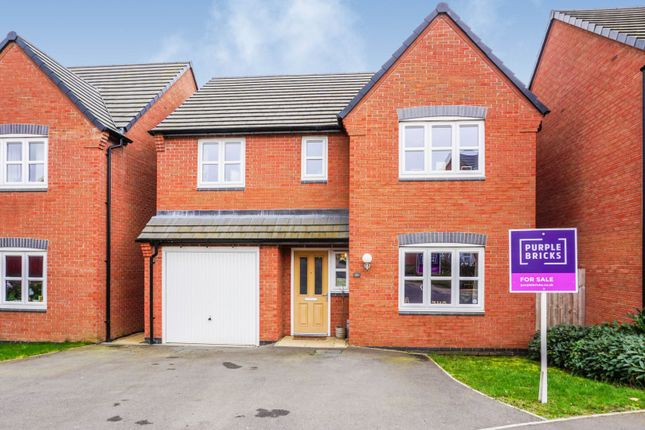 Front View of Jenham Drive, Sileby, Loughborough LE12