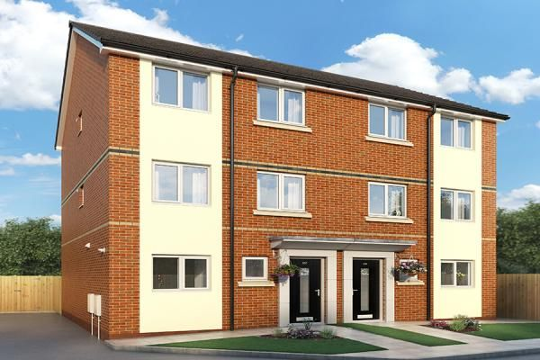 "Thumbnail Property for sale in ""The Oban At The Parks Phase 4 "" at Glaisher Street, Everton, Liverpool"