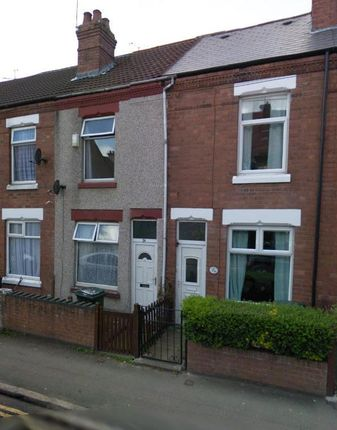 Thumbnail Terraced house to rent in Bramble Street, Stoke, Coventry