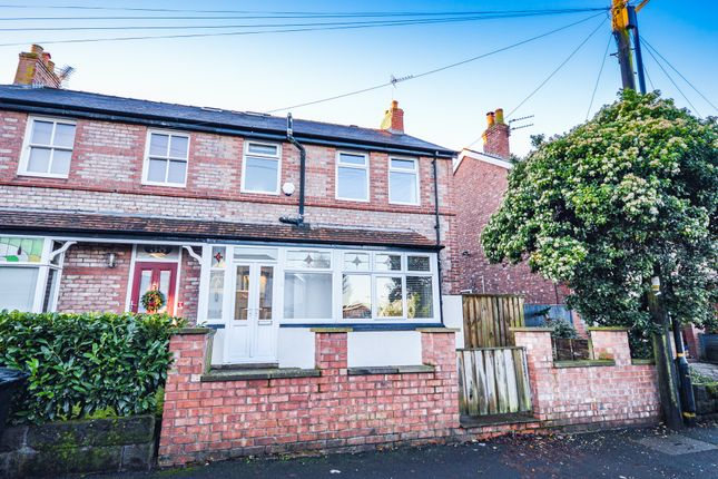 4 bed semi-detached house for sale in Grove Lane, Hale, Altrincham WA15