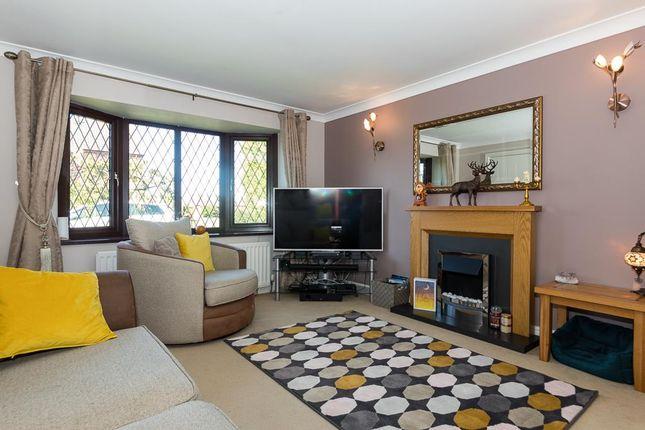 Lounge of Balliol Drive, Bottesford, Scunthorpe DN16
