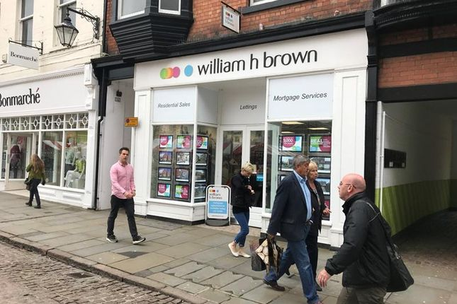Thumbnail Retail premises for sale in 47-48 Market Place, Newark On Trent, Nottinghamshire