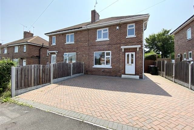 Semi-detached house for sale in Goldsmith Drive, Herringthorpe, Rotherham