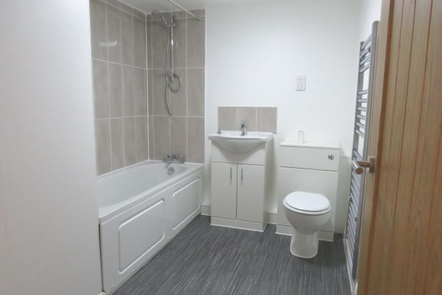 Bathroom of East Row, Rochester ME1