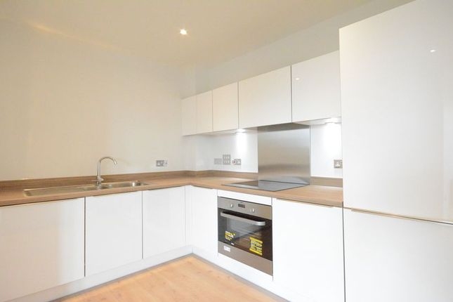 Thumbnail Flat to rent in High Street, Bracknell