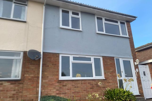 Thumbnail Semi-detached house to rent in Woodthorpe Road, Hadleigh, Ipswich