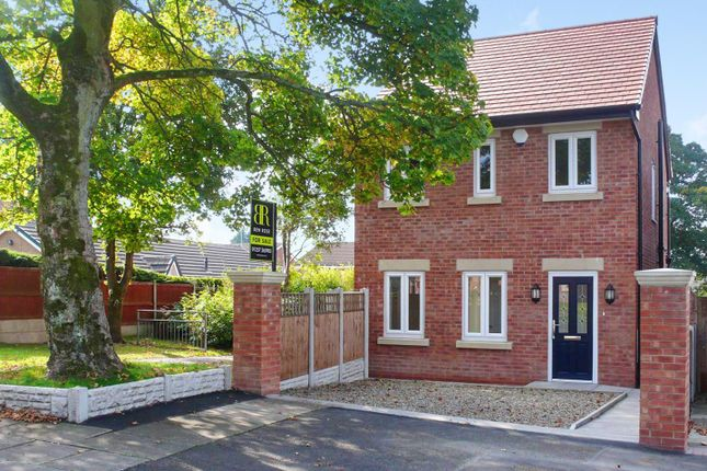 Thumbnail Detached house for sale in Eaves Green Road, Chorley