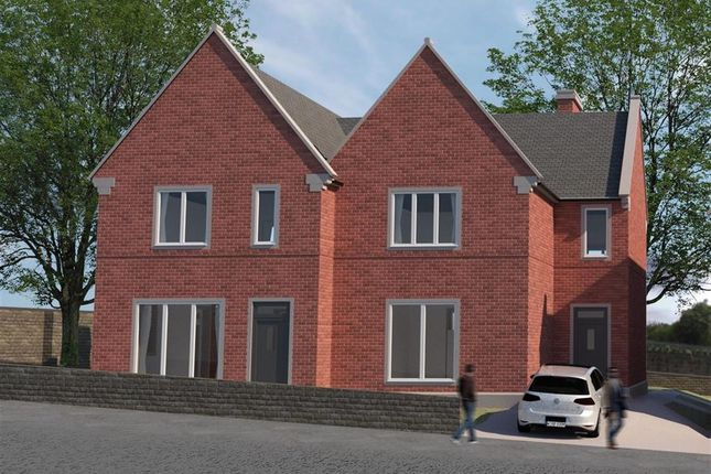 Thumbnail Semi-detached house for sale in Station Road, Barrow Hill, Chesterfield