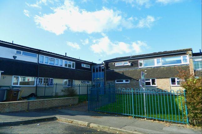 Thumbnail Flat to rent in Lyecroft Avenue, Chelmsley Wood, Birmingham